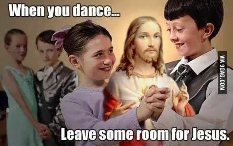 Leave some room for Jesus