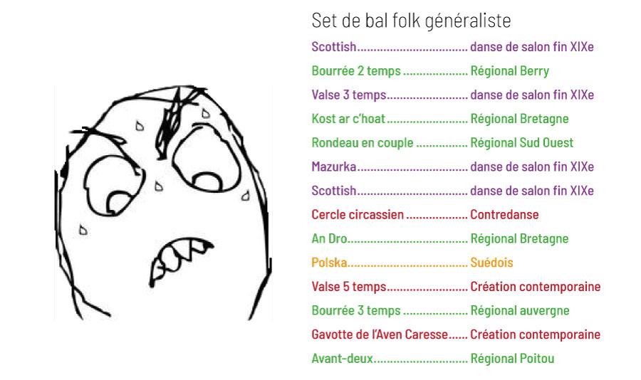 Set de bal folk généraliste