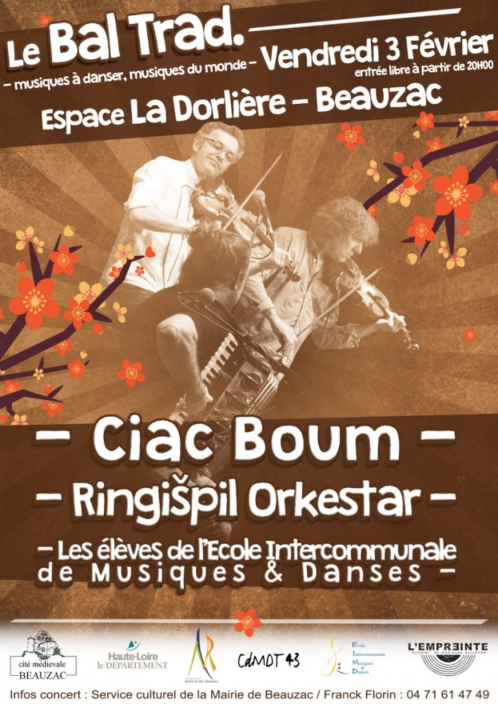 Bal trad avec Ciac Boum