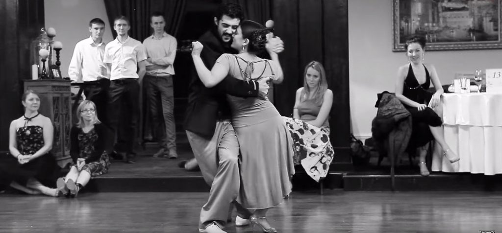 Dana Jazmin Frigoli & Adrian Romeo Ferreyra