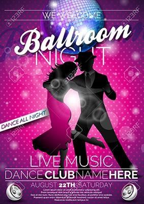 Balroom Flyer