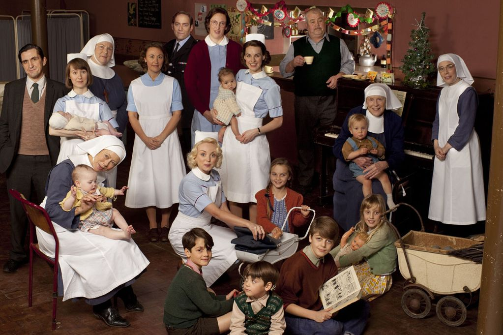Call the midwife - Photo de famille