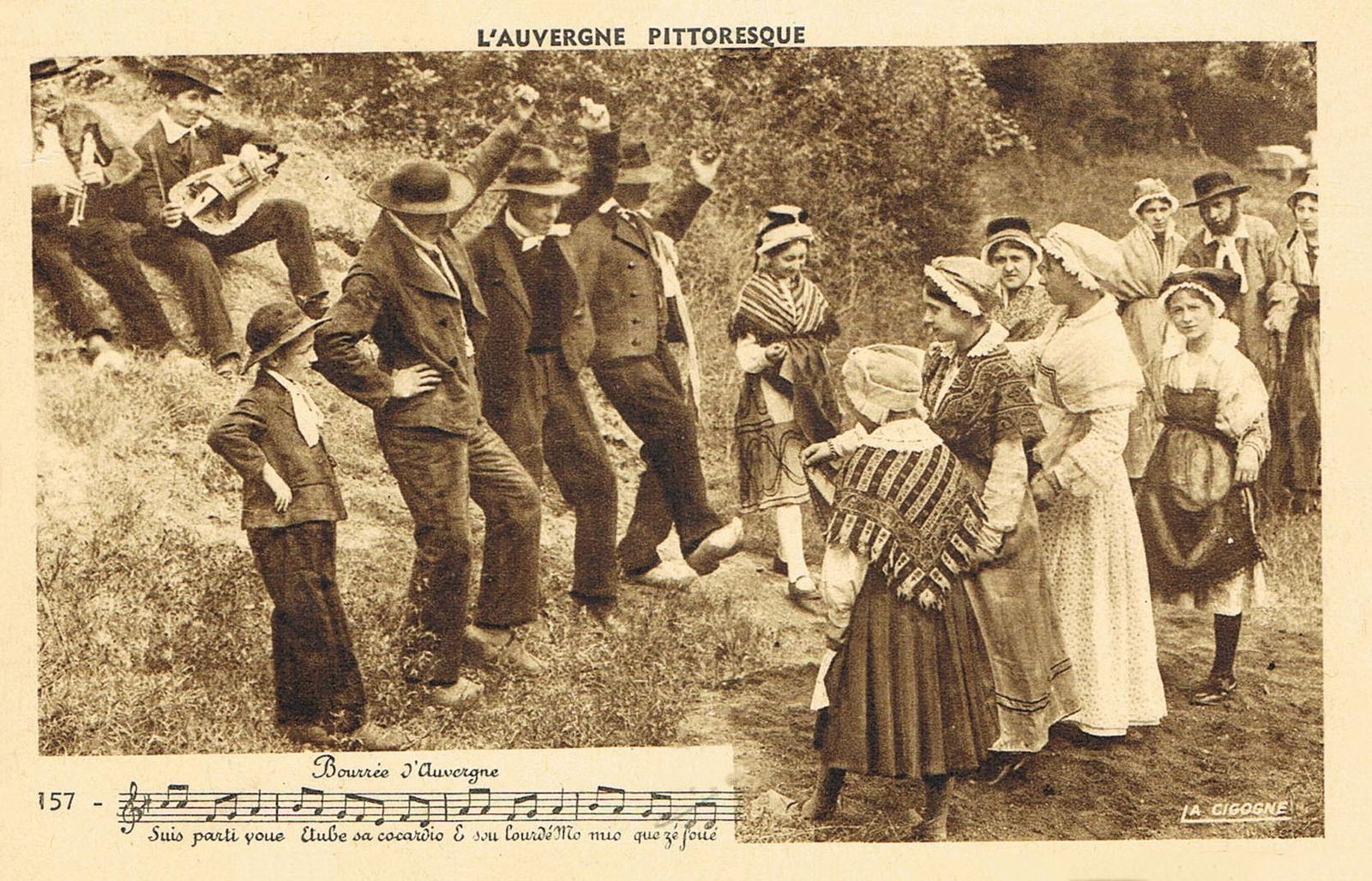 Auvergne pitoresque