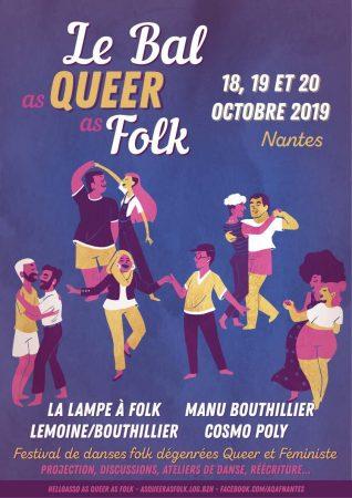 As Queer As Folk - Chloé Sutter