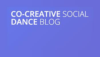 Co-creative social dance